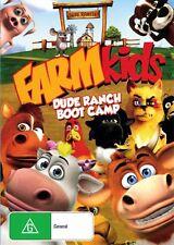 FARM KIDS -  CLASSIC KIDS NEW & SEALED DVD