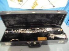 King alto clarinet