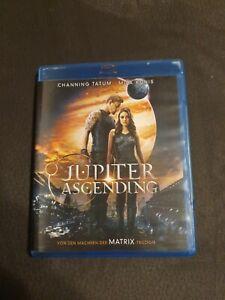 Jupiter Ascending [Blu-ray] + Digital ultraviolet Code