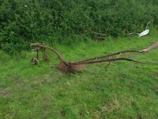 More details for antique howard of bedford dd2-r ridging plough for restoration. garden ornament.