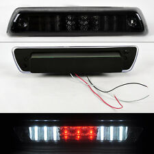 Ford F150 2009-2014 Rear 3rd LED Stop Brake Light Smoke Smoked