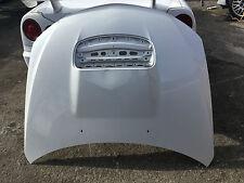 Subaru impreza grb gvb gh8  grf  sti front bonnet hood panel white genuine