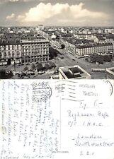 Milano Corso Buenos Aires anno 1966 INSEGNE CAMPARI e MARTINI (R-L 193)