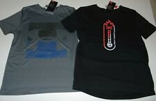 ~2 NWT Boys UNDER ARMOUR Short Sleeve Shirts! Size YSM Loose Fit Nice:)!
