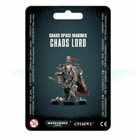 Warhammer 40k Chaos Space Marines Chaos Lord NEW
