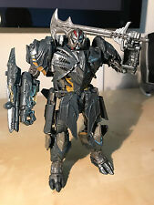 Transformers Movie The Last Knight Voyager Megatron with CUSTOM battlemask head