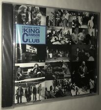 A Beginners' Guide To The King Crimson Collectors' Club CD 2000 DGM0008 Fripp