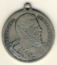 PREUSSEN - Friedrich III. - LERNE Leiden OHNE zu KLAGEN - ANSEHEN (11569/147N)