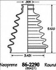 EMPI 86-2290D Outer Boot Kit