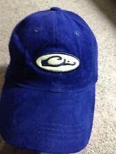 Quicksilver Baseball Cap Hat Adjustable Blue Drake Waterpowl GXN