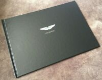 """Aston Martin, The Collection, Gift Sales Brochure PROTOTYPE EDITION- """"Not to be"""""""