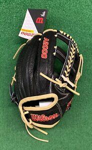 """2021 Wilson A2000 FP12 12"""" Fastpitch Softball Infield Glove - WBW10020912"""
