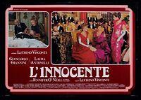 T91 Fotobusta L'Innocent Luchino Visconti Giannini Laura Antonelli 3