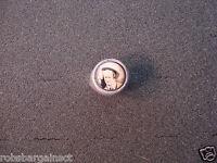 "THE THREE STOOGES ""Larry"" Ring VINTAGE  Adjustable Plain Silver Metal"
