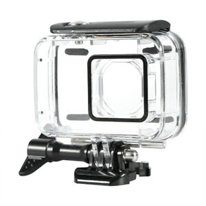 Underwater 45m Waterproof Protective Housing Case For Yi 2 4k Action Camera Hot