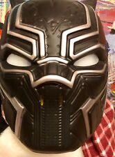 NEW Marvel Universe Civil War  Black Panther Kids' Mask 5+yrs 🎃🎃🎃