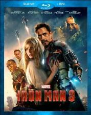 Iron Man 3 (Blu-ray  DVD Combo Pack) Blu-ray