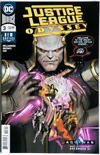 Justice League Odyssey #3 - DC Comics - Joshua Williamson - Philippe Briones