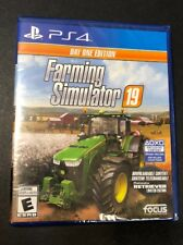 Farming Simulator 19 [ Day One Edition ] (PS4) NEW
