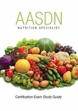 Nutrition Specialist Certification Exam Study Guide by Jane Pentz (2013,...