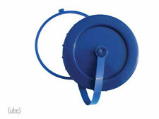 SPARE CAP + RETAINER PORTABLE ROLLING CARAVAN MOTORHOME WATER CARRIER roly poly