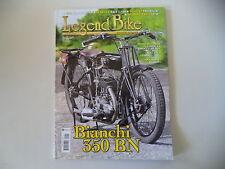 LEGEND BIKE 10/2010 SUZUKI TM 125 L/BIANCHI 350 BN/HARLEY XR TT 750/ARIZ//TIGLI