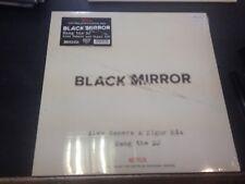 ALEX SOMERS AND SIGUR ROS - BLACK MIRROR WHITE VINYL LP NEW MINT SEALED 2018