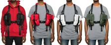 New EPTM. Vega Leather Chest Rig Tactical Urban Utility Harness Adjustable Bag