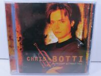 Chris Botti - Midnight Without You CD Verve The Blue Nile, Paul Buchanan Sealed