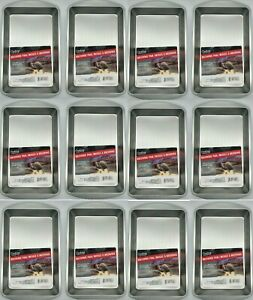 12 x Premium Non-Stick Bakeware Rectangle Brownie Pan Cooking Concepts BRAND NEW