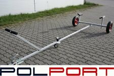 Polport NEW Launching Trolley Trailer Slip Sailing Row Rib Fishing Boat Dinghy