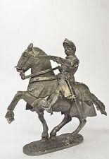 Soldado De Plomo Juguete, Livonian Confederación en el caballo, Coleccionable, Regalo, na