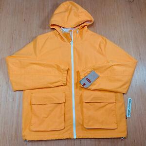 Levi's Nylon Taslan Hooded Windbreaker Jacket - Men's Size Large (Retail $160)