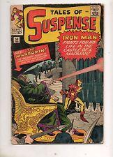 Tales of Suspense #50 1ST APPEARANCE The MANDARIN IRON MAN's MAIN FOE VG/VG- 4.0