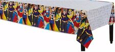 DC Super Hero Girls Plastic Table Cover Birthday Decoration Party Supplies Fvaor