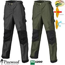 Pinewood Kilimanjaro Outdoor Hose // grau // Gr XXXL 46-58 // XS 9685-402