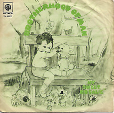 BROTHERHOOD OF MAN - MY SWEET ROSALIE / SUGAR HONEY LOVE - ORIGINAL 70s EUROPOP