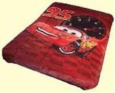 Disney Cars Royal Plush Raschel 60x80 Blanket Boys & Girls, Northwest