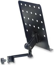 Stagg Music stand clamps on to microphone stand adjustable Mus-Arm1