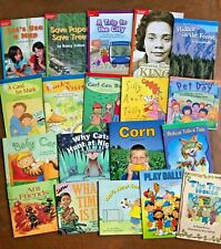 Lot 19 Harcourt Readers at First Grade Grade 1 Level Fiction Non-Fiction
