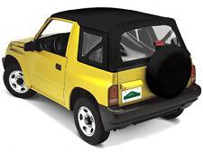 Verdeck schwarz  Suzuki Vitara 1995 1996 Ersatzverdeck Softtop black soft top