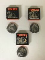 Timken L68111 Cup/Cone Bearing, 3 Pack, New And Free Shipping