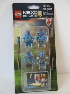 LEGO NEXO KNIGHTS (853515) Royal Guards & Soldiers Army Building Pack