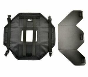 """JJCLCH-DV30 Universal LCD Hood for Collapsible 3"""" Screen Display Camera DSLR"""