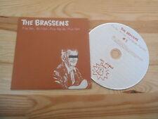 CD Indie The Brassens-plus dur, meilleur, plus rapide (4) canzone ONU disque bien