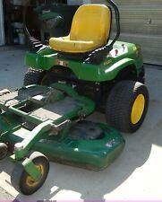 John Deere Z-Trak F620 F680 F687 Lawn Mower Technical Manual TM1678 PDF OEM