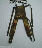 BRAND NEW BRITISH ARMY ISSUE PLCE DPM WEBBING DAYSACK BERGEN SIDE POUCH YOKE