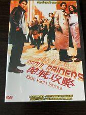 Seoul Raiders DVD Video Languages/ Subtitles Vietnamese, Chinese