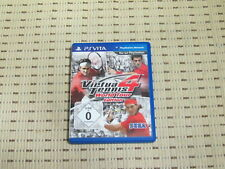 Virtua Tennis 4 World tour edition pour Sony Playstation PS Vita