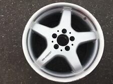 """1 x Genuine Mercedes AMG 17x8.5"""" Rear rim CLK SLK all in good used condition"""